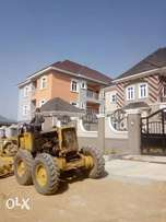 Newly completed exquisite luxury 3 blocks of flat in kubwa