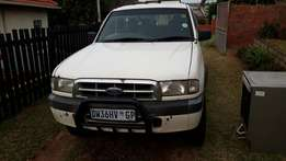 2001 Ford ranger double cab 2.5
