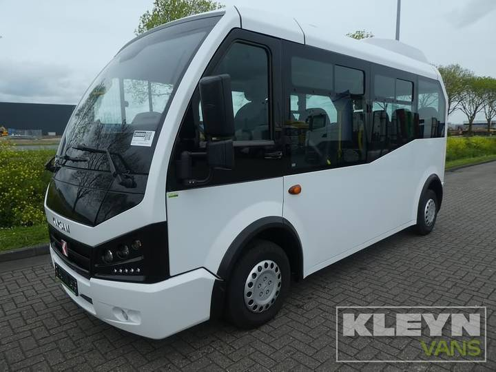 JEST+ 3.0 TDI SMALL city bus 22 places, - 2018
