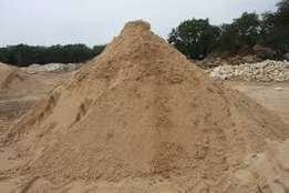 sand for construction