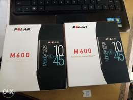 Polar M600 Powered by Android wear It works for all phones Whatsapp