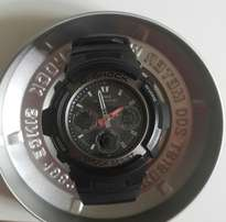 G shock AWG100 tough solar watch