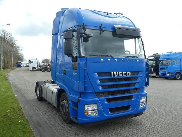Iveco AS440S45 STRALIS intarder - 2011
