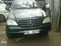 mercedes Benz indian owned (lady) rarely used