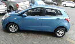 2014 Hyundai i10 grand 1.2 perfect condition