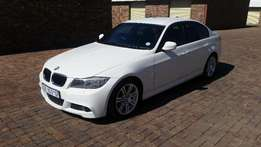 BMW 320d A/T Sportpack