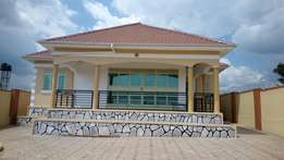 A majestic mansion seated on 14 decimals in nsasa kira at 280m