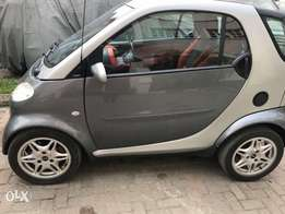 Smart for 2 by mercedez benz.