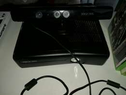 Xbox 360 +kinect+games