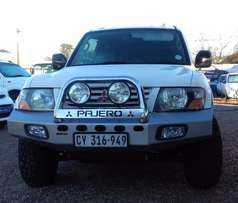 Mitsubishi Pajero 3.5 V6 A/T - Best 4x4 by far