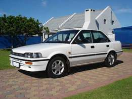 R18 000 emaculate corolla for sale
