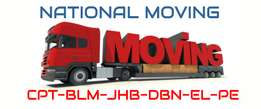 Best Affordable Movers.. Capetown local and Nationwide.