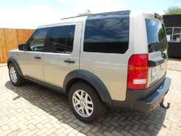 Land Rover Discovery 3 Td V6 Se A/T - 2008