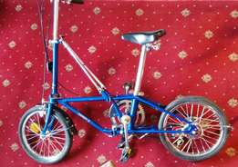 Bicycle Dahon collapsible