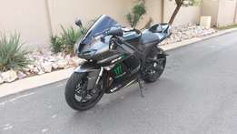 2007 ZX-6R, perfect, low mileage, must see