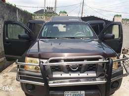 Registered Nissan Xterra 2006