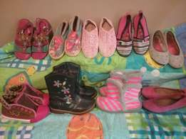 Girls Shoes For Sale Size 8