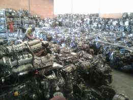 Reliable engines and gearboxes galore