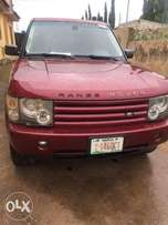 Ford Ranger 2005 Red For Sale