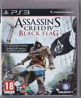 Assassin Creed IV Blag Flag for Ps3