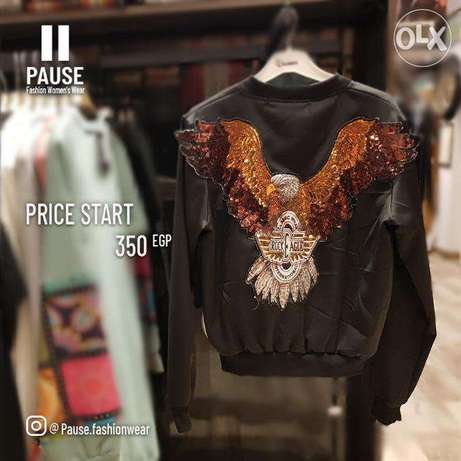 Special discount on winter collection from PAUSE Fashion