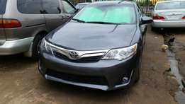 Tokunbo, 2013 Toyota Camry. Very clean, neat and sharp. Full option.