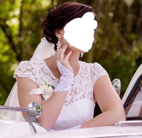 Весільна сукня (свадебное платье) 48-50 р. Можливий прокат.  3 900 ... f09becf14e098
