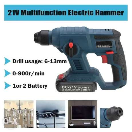 Chargble Hammer drill
