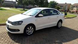 2012 Polo Comfortline for R90000