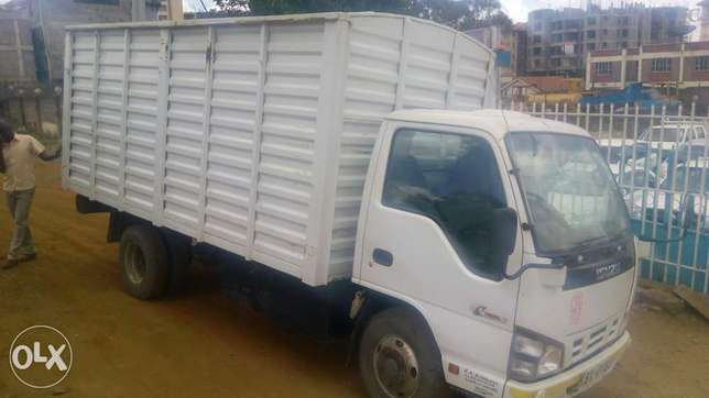 Isuzu nkr local for quick sale Baba Ndogo - image 2