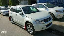 Suzuki Escudo 2010 model KCP number loaded with alloy rims go