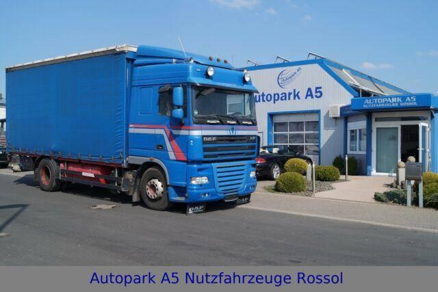 Scania R480 Pritsche Baustoff Kran Fassi Kran - 2009