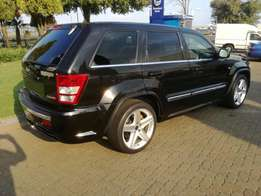 Jeep Grand Cherokee SRT8 6.1 Hemi 2009 model