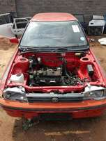 Toyota conquest 1.3 for stripping