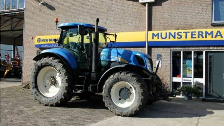 New Holland T7050 - 2007