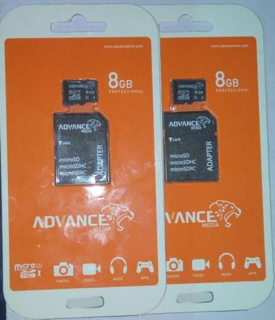 Original advance memory cards with 5yrs warranty:free delivery Nairobi CBD - image 2