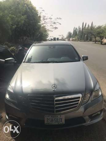 Mercedes Benz E350 4Matic Abuja - image 1