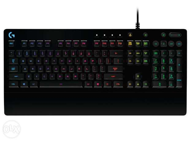 Logitech G213 high end gaming keyboard