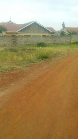 Own a land in Juja - 1/8 acre Ten min drive way from Thika super highway Thika - image 1