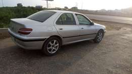 Peugeot 406 with grade automatic gear for sale