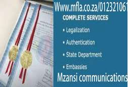 Expect Notarization services