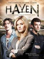 Haven season 1 and 2