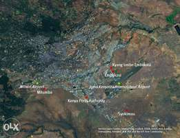Satellite images for any part of country