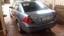 Ford Mondeo for sale R40000