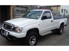 Toyotahilux2 7vwtfor sale in good condition