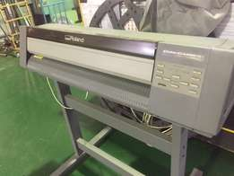 Six-color thermal transfer print and cut machine, the ColorCAMM PRO PC