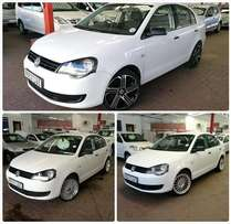 2011 Volkswagen Polo Sedan Only 117000km, Service History