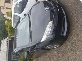 Toyota whish in black colour 2010 7 seat