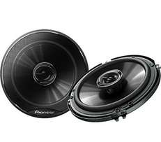Pioneer 6inch speakers, free delivery within Nairobi cbd.