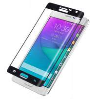 Samsung galaxy note edge tempered glass protector